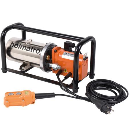 hydraulisk-el-pumpe
